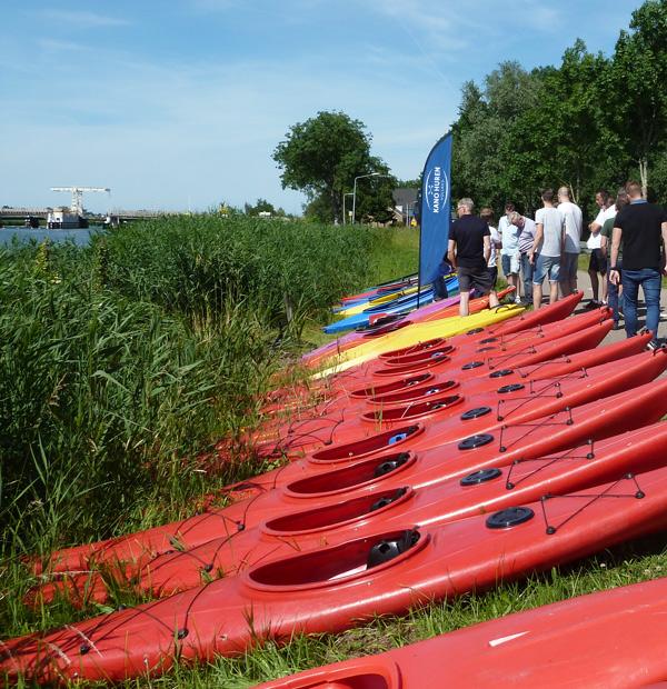 groepen - kano huren holland
