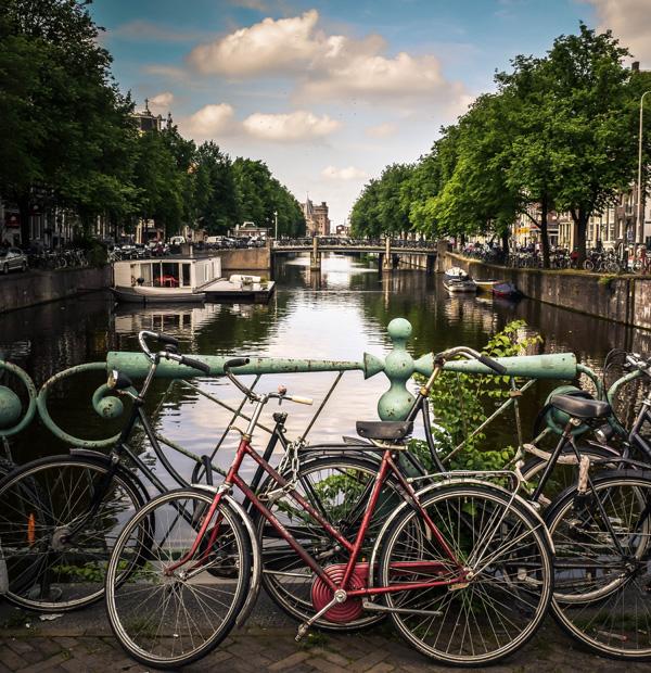 Amsterdam een kano huren
